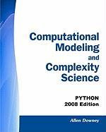 Computational Modeling and Complexity Science