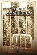 A Harvest of Medieval Preaching: The Sermon Books of Johann Herolt, OP (Discipulus)