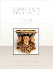 Doulton Open Salts Lambeth Burslem Royal - Elaine Cooper