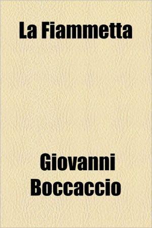 La Fiammetta - Giovanni Boccaccio