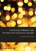 Sandra Aitken: Community Palliative Care