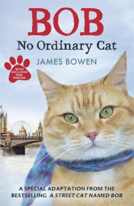 Bob - No Ordinary Cat - Bowen, James
