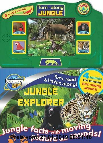 Gebr. - Discovery Moving Picture Book: Jungle