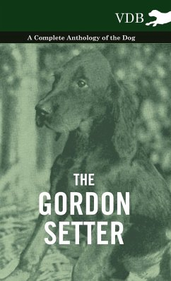 The Gordon Setter - A Complete Anthology of the Dog - Various
