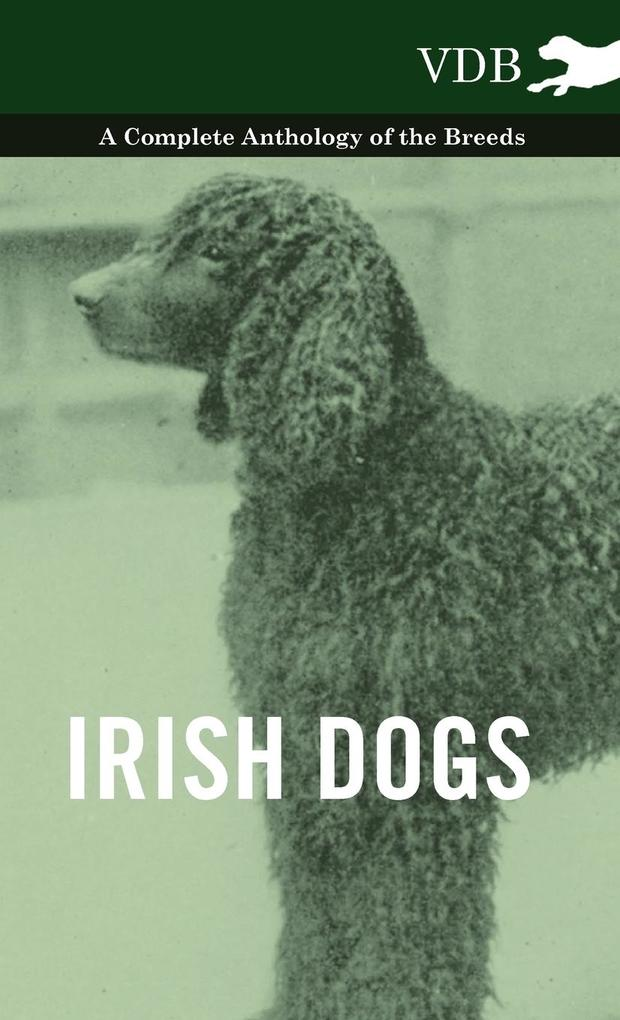 Irish Dogs - A Complete Anthology of the Breeds als Buch von Various - Various