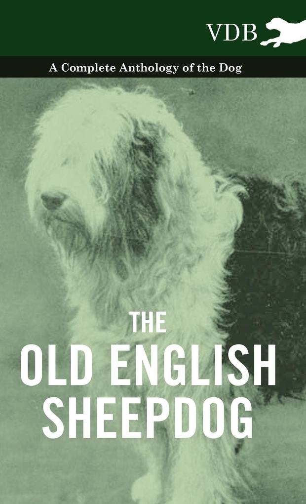 The Old English Sheepdog - A Complete Anthology of the Dog als Buch von Various - Vintage Dog Books