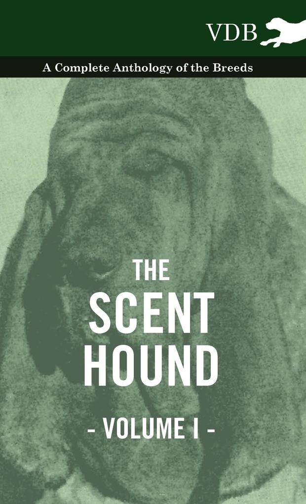 The Scent Hound Vol. I. - A Complete Anthology of the Breeds als Buch von Various - Vintage Dog Books