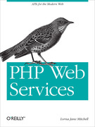 Lorna Jane Mitchell: PHP Web Services