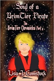 Soul of a Brimtier Pirate - Lisa J. Comstock