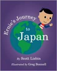Ernie's Journey To Japan - Scott Lisbin, Greg Bonnell (Illustrator)