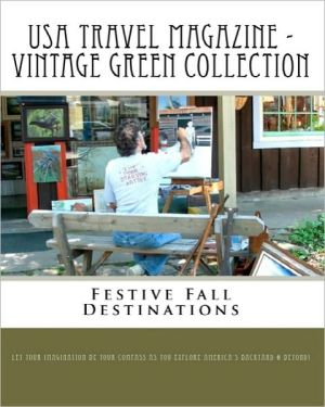USA Travel Magazine - Vintage Green Collection: Festive Fall Destinations