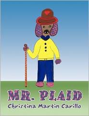 Mr. Plaid - Christina Martin Carillo
