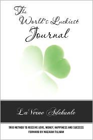 The World's Luckiest Journal - Laverne Adekunle