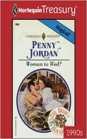 Woman to Wed? - Penny Jordan