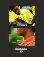 Floodlines: Community and Resistance from Katrina to the Jena Six (Large Print 16pt)