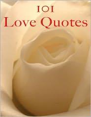 101 Love Quotes - Crombie Jardine
