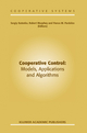 Cooperative Control: Models, Applications and Algorithms - Sergiy Butenko; Robert Murphey; Panos M. Pardalos