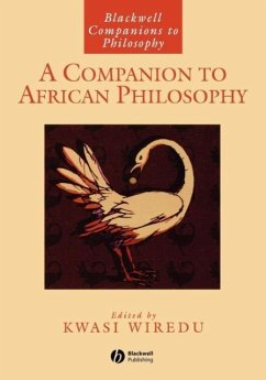 A Companion to African Philosophy - WIREDU, KWASI