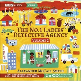 The No. 1 Ladies' Detective Agency: V. 2: 'the Maid' And 'tears Of The Giraffe' - Alexander Mccall Smith