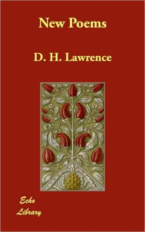 New Poems - D.H. Lawrence