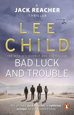 Bad Luck And Trouble (eBook, ePUB) - Child, Lee