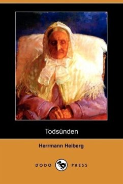 Todsunden (Dodo Press) - Heiberg, Herrmann