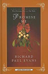 Promise Me - Evans, Richard Paul