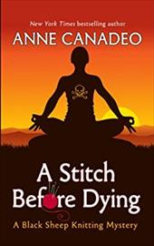 A Stitch Before Dying - Canadeo, Anne