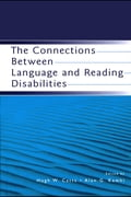 The Connections Between Language and Reading Disabilities - Catts, Hugh W.