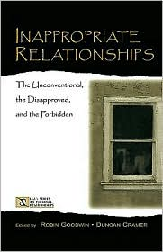 Inappropriate Relationships - Edited by Robin Goodwin, Duncan Cramer