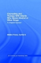Counseling and Therapy With Clients Who Abuse Alcohol or Other Drugs - Cynthia E. Glidden-Tracey