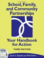 School, Family, and Community Partnerships: Your Handbook for Action [With CDROM] - Epstein, Joyce L. / Sanders, Mavis G. / Sheldon, Steven B.
