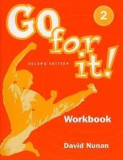 Go for It!, Book 2 - Professor David Nunan