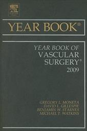 The Year Book of Vascular Surgery - Moneta, Gregory L.