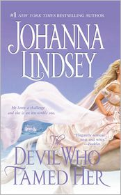The Devil Who Tamed Her (Reid Family Series #2) - Johanna Lindsey