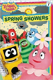 Spring Showers (Yo Gabba Gabba Ready-to-Read Series) - Adapted by Samantha Brooke, Mike Giles (Illustrator)