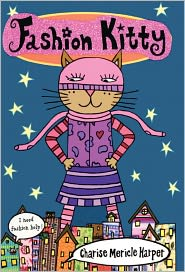 Fashion Kitty (Turtleback School & Library Binding Edition) - Charise Mericle Harper
