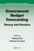 Government Budget Forecasting: Theory and Practice