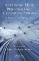 Attaining High Performance Communications - Ada Gavrilovska