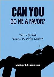Can You Do Me a Favor - Matthew J. Fougerousse