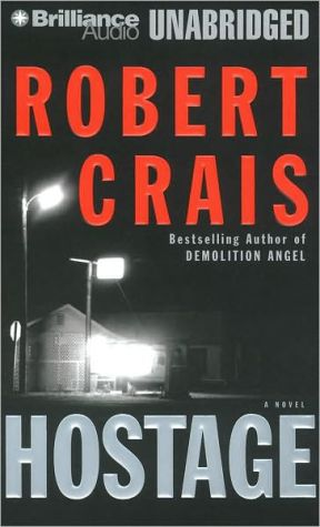 Hostage - Robert Crais, Read by James Daniels
