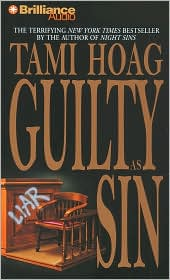 Guilty as Sin - Tami Hoag, Read by Joyce Bean