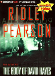 The Body of David Hayes (Boldt and Matthews Series #9) - Ridley Pearson