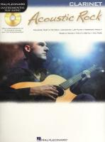 Acoustic Rock: Instrumental Play-Along for Clarinet