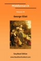 Middlemarch Volume III [EasyRead Edition] - George Eliot