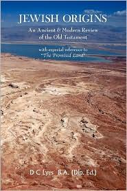 Jewish Origins - D C Lyes