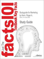 Studyguide for Marketing by Kerin, Roger A., ISBN 9780073529936 - Cram101 Textbook Reviews