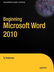 Beginning Microsoft Word 2010