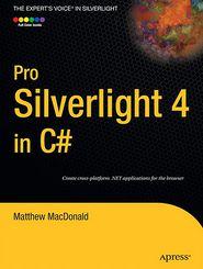 Pro Silverlight 4 in C# - Matthew MacDonald