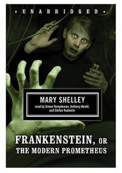 Frankenstein, or the Modern Prometheus - Shelley, Mary